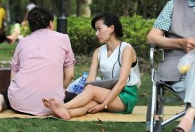 气质熟女骨感劲足,重口脚趾和干净足底无缝混搭(59P)