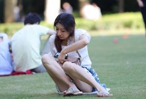 精品少妇不管站着坐着,都尽显高冷气质(16P)