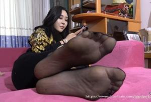 性感黑丝袜的诱惑MP4