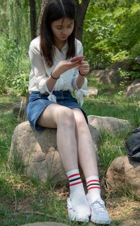 wlcm学生妹子系列 (8) 187P