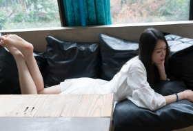 【裸足】好实诚的妹子,真的173!阿倩皮肤白嫩巨长腿(下)[62P]