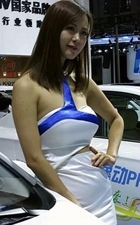 车模车展showgirl视频60视频合集