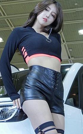 车模车展showgirl视频19视频合集