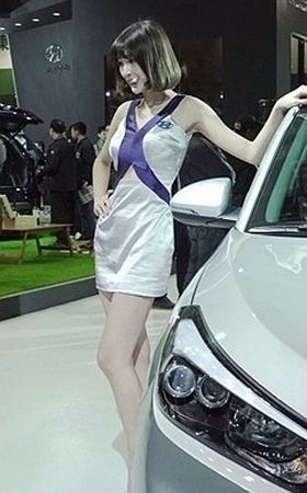 车模车展showgirl视频40视频合集