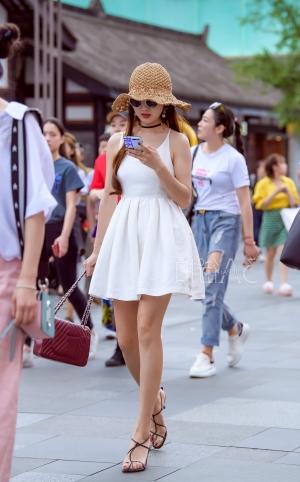 白裙公主 - 12p