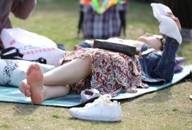 精品少妇伸直双腿躺平,幼滑玉足就是让人垂涎欲滴的节奏(57P)