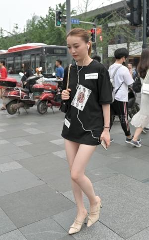 美腿的小姐姐 - 14P