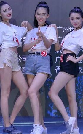 2018广东赛区模特模特走秀大赛原版视频第一部分 2.8G