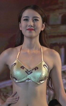 2015环球国际小姐中国区总决赛第1部分[4.26GM2TS