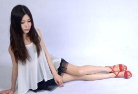 hoo Vivian红色凉高(L)[24P]